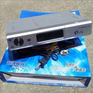 免定位天成加小板中九三代机TCD-699ABS-CA08 云之星户户通数字机顶盒